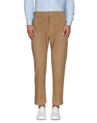 People Trousers Casual Trousers Men Brown