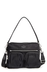 M Z Wallace Mz 'Small Roxy' Bedford Nylon Shoulder Bag
