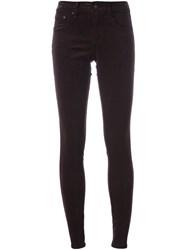 Rag And Bone Skinny Fit Jeans Pink And Purple