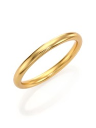 Stephanie Kantis Grecian Bangle Bracelet Gold