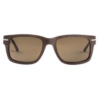 Wewood Crater Sunglasses Brown Si 81070 Polarized
