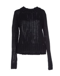 Numph Sweaters Black