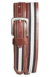 Men's Jack Mason Brand 'Tailgate Vanderbilt Commodores' Belt