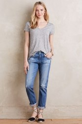 Anthropologie Ag Nolan Ankle Jeans Strobe 25 Pants