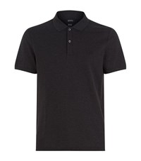 Boss Pallas Polo Shirt Male Dark Grey