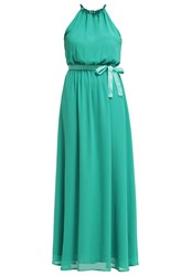 Gaudi Maxi Dress Emerald Green