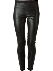 Laneus Stretch Leggings Black
