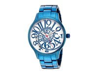 Betsey Johnson Bj00040 20 All Over Blue Blue Watches