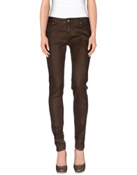 Blauer Denim Denim Trousers Women Khaki