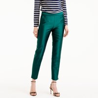 J.Crew Collection Petite Cigarette Pant In Heavy Shantung