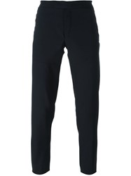 Stephan Schneider Slim Fit Trousers Black