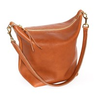 Wood And Faulk Slouch Field Bag