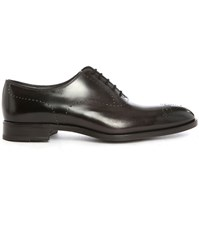Fratelli Rossetti Grey Patent Leather Brogues