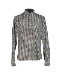 Duck And Cover Shirts Shirts Men Lead