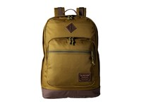 Burton Big Kettle Pack Fir Twill Backpack Bags Gold