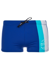 Guess Back To La Swimming Shorts Ultra Bright Bluish Dark Blue