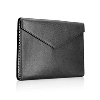 Mark Giusti Cosmati Laptop And Document Case Black