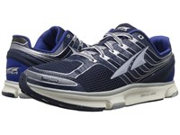 Altra Zero Drop Footwear Provision 2.5 Navy Silver Men's Running Shoes Blue