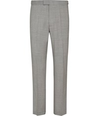 Austin Reed Plain Extra Slim Suit Trousers Grey