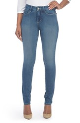 Nydj Women's 'Alina' Colored Stretch Skinny Jeans