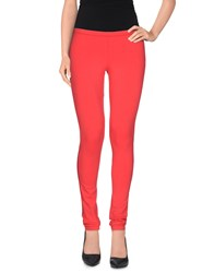 Blugirl Folies Trousers Leggings Women Red