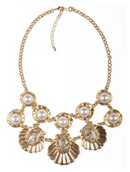 Chesca Pearl Statement Necklace