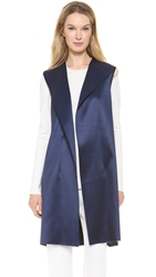 Thakoon Vest With Jewel Chain Navy