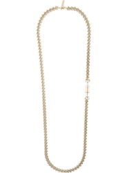 Givenchy 'Obsedia' Necklace Metallic