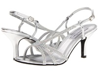 Touch Ups Lyric Silver Metallic Women's Shoes