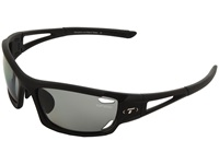 Tifosi Optics Dolomite 2.0 Polarized Fototec Smoke Gloss Black Smoke Polarized Fototec Lens Sport Sunglasses