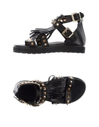Inuovo Sandals Black