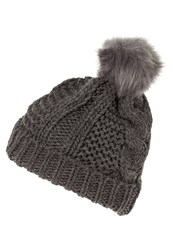 Vero Moda Vmhege Hat Dark Grey Dark Gray