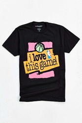 Urban Outfitters Nba I Love This Game Tee Black