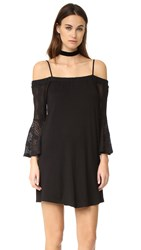 Ella Moss Annakua Dress Black