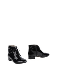 Mellow Yellow Ankle Boots Black