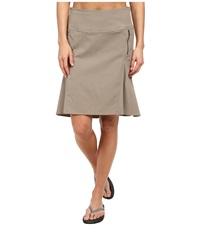 Royal Robbins Discovery Strider Skirt Light Taupe Women's Skirt