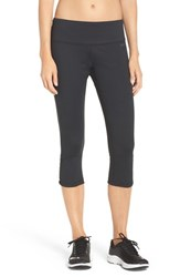 Brooks Women's 'Greenlight' Capri Leggings Black