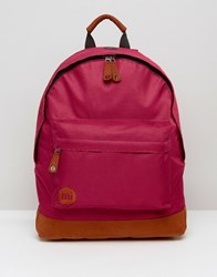 Mi Pac Backpack Red
