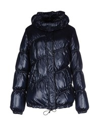 Gestuz Coats And Jackets Jackets Women Dark Blue