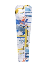 Dion Lee Collage Print Bustier Top