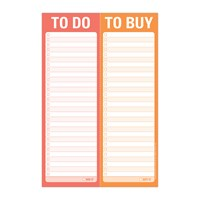 Knock Knock Perforated Pad To Do To Buy