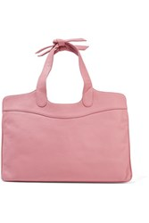 Red Valentino Redvalentino Leather Tote Pastel Pink