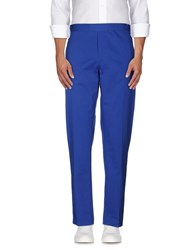 Uniforms For The Dedicated Trousers Casual Trousers Men Blue