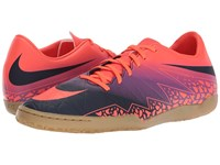 Nike Hypervenom Phelon Ii Ic Total Crimson Obsidian Vivid Purple Bright Crimson Men's Soccer Shoes Multi