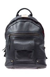 Will Leather Goods 'Silas' Backpack Black