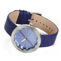 Projects Watches Lavender Scallop Watch By Michael Graves