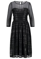 Soaked In Luxury Vogue Cocktail Dress Party Dress Black