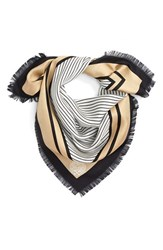 Vince Camuto Women's Silk Square Scarf