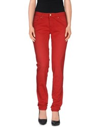 People Trousers Casual Trousers Women Red