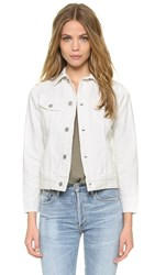 Citizens Of Humanity Dakota Jacket Distressed Natural